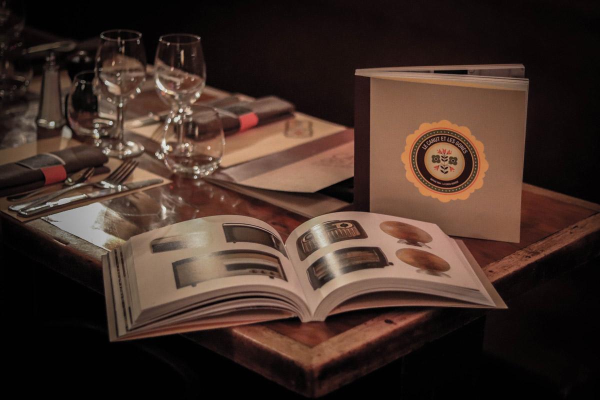 Restaurant le canut et les gones rue belfort lyon croix for Garage lyon ouvert samedi